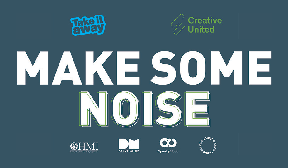 Make Some Noise and participate in our survey about access to music
