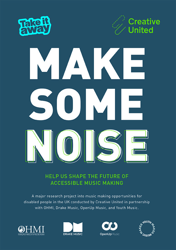 Make Some Noise Poster